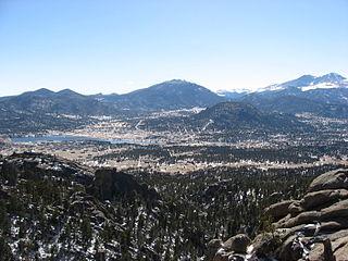 Estes Park, Colorado Statutory Town in Colorado, United States