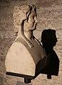 Età ellenistica, erma bifronte in marmo, 01.jpg