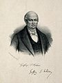 Etienne Geoffroy Saint-Hilaire. Lithograph. Wellcome V0002216.jpg