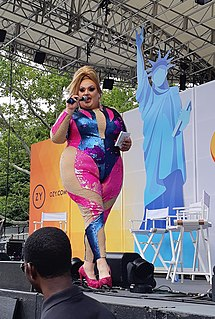 Eureka OHara American drag queen