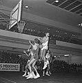 Europa-cup Basketball SVE tegen Real Madrid te Utrecht, spelmoment, Bestanddeelnr 920-9130.jpg