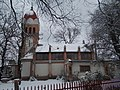 Evangélikus templom kelet felől nézve, 2018 Pestújhely.jpg