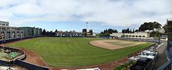 Evans Diamond Panorama