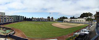 Evans Diamond A college baseball stadium in Berkeley, California