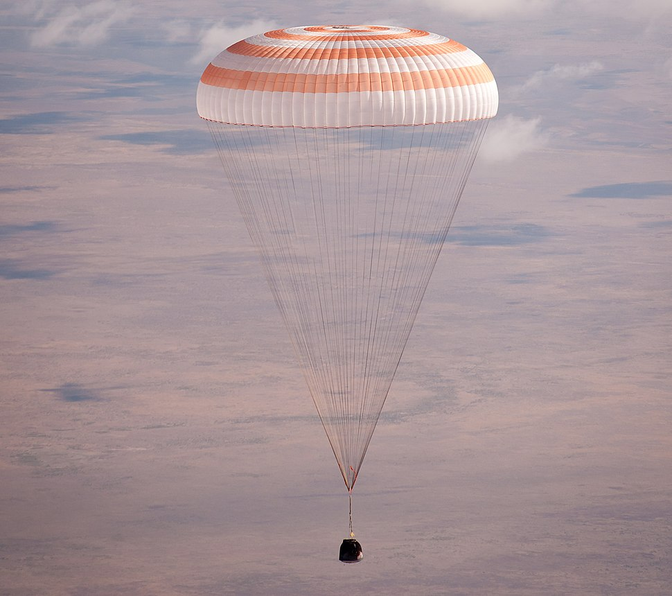 Expedition 28 Landing