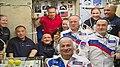 Expedition 65 crew greeting.jpg