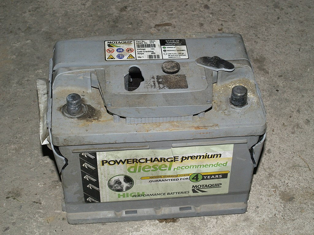 Can A Car Battery Be Overcharged