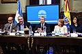 Exposición sobre Proceso de paz en Colombia y apoyo de la OEA 02.jpg