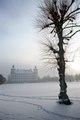 Exteriörbilder. Vinter - Skoklosters slott - 86499.tif