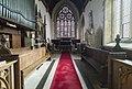 Exton, Ss Peter & Paul church, Chancel (40642398831).jpg