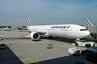 F-GZNJ - B77W - Air France