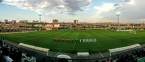 Yerevan Football Academy Stadium - General view of the Football Academy Stadium