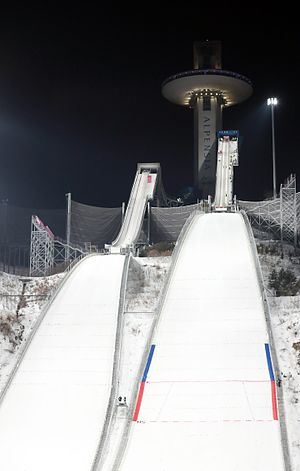 Alpensia Jumping Park