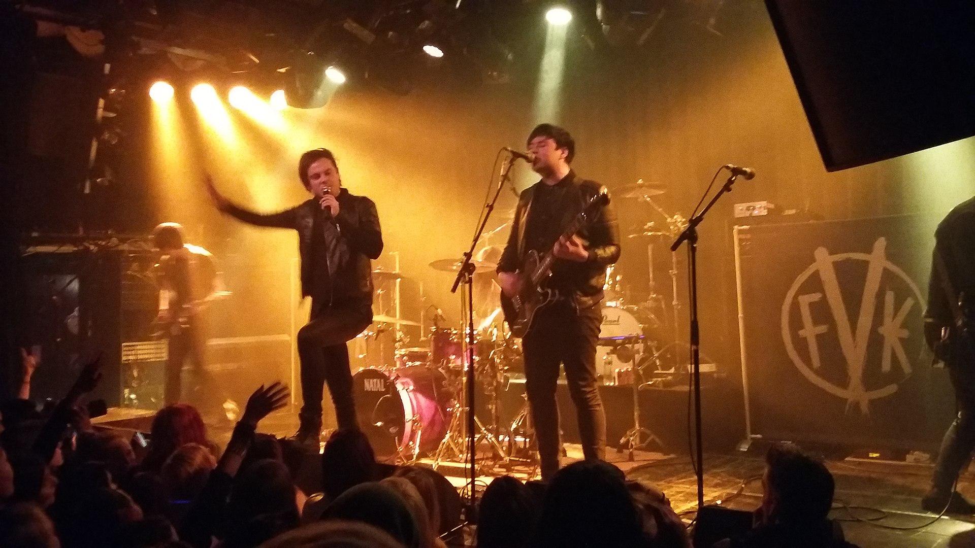 Killers Live Tour