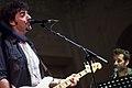 Fabi Silvestri Gazzè live at Bush Hall, London 20.jpg