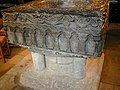 Fabulous Tournai marble font East Meon - geograph.org.uk - 431986.jpg