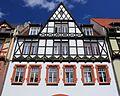 Fachwerkhaus in Altstadt Qudlinburg. IMG 1140WI.jpg