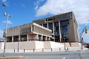 Fall River City Hall 2008