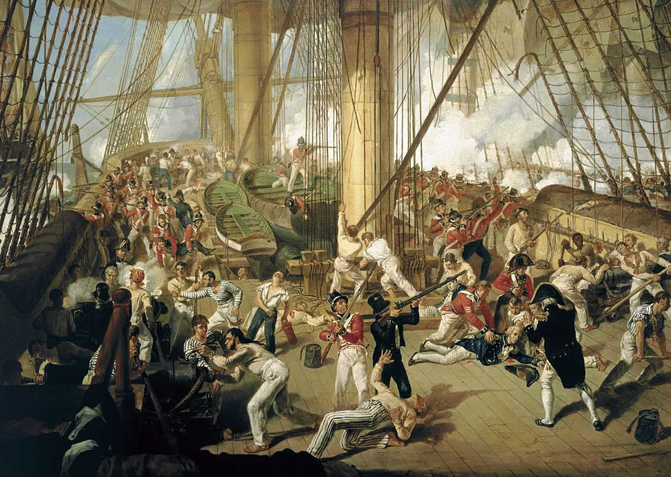Fall of Nelson
