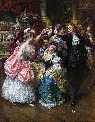 Farandole - Image: Farandole du ballet de Marseille Eduardo Leon Garrido