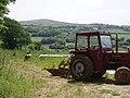 Farmland near Relubbus - geograph.org.uk - 186463.jpg