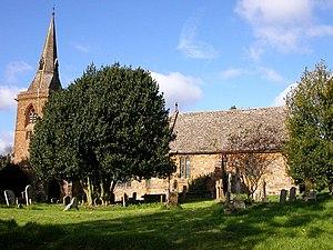 Farnborough, Warwickshire - Image: Farnborough Warwickshire