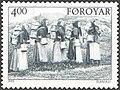 Faroe stamp 277 milkmaids.jpg