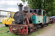 Feldbahn Jung HF 110 C