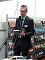 Felix Münter auf einer Lesung auf der Leipziger Buchmesse 2017.jpg