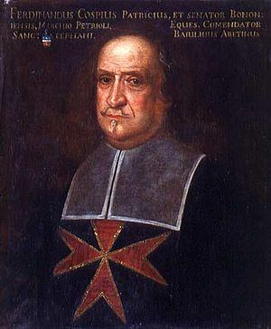 Ferdinando Cospi - Image: Ferdinando Cospi Palazzo Poggi
