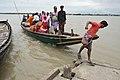 Ferry Boat Arrived at Godkhali Ghat - River Matla - South 24 Parganas 2016-07-10 4813.JPG