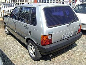 Fiat Uno CSL rear.jpg