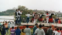 Una festa a Santander