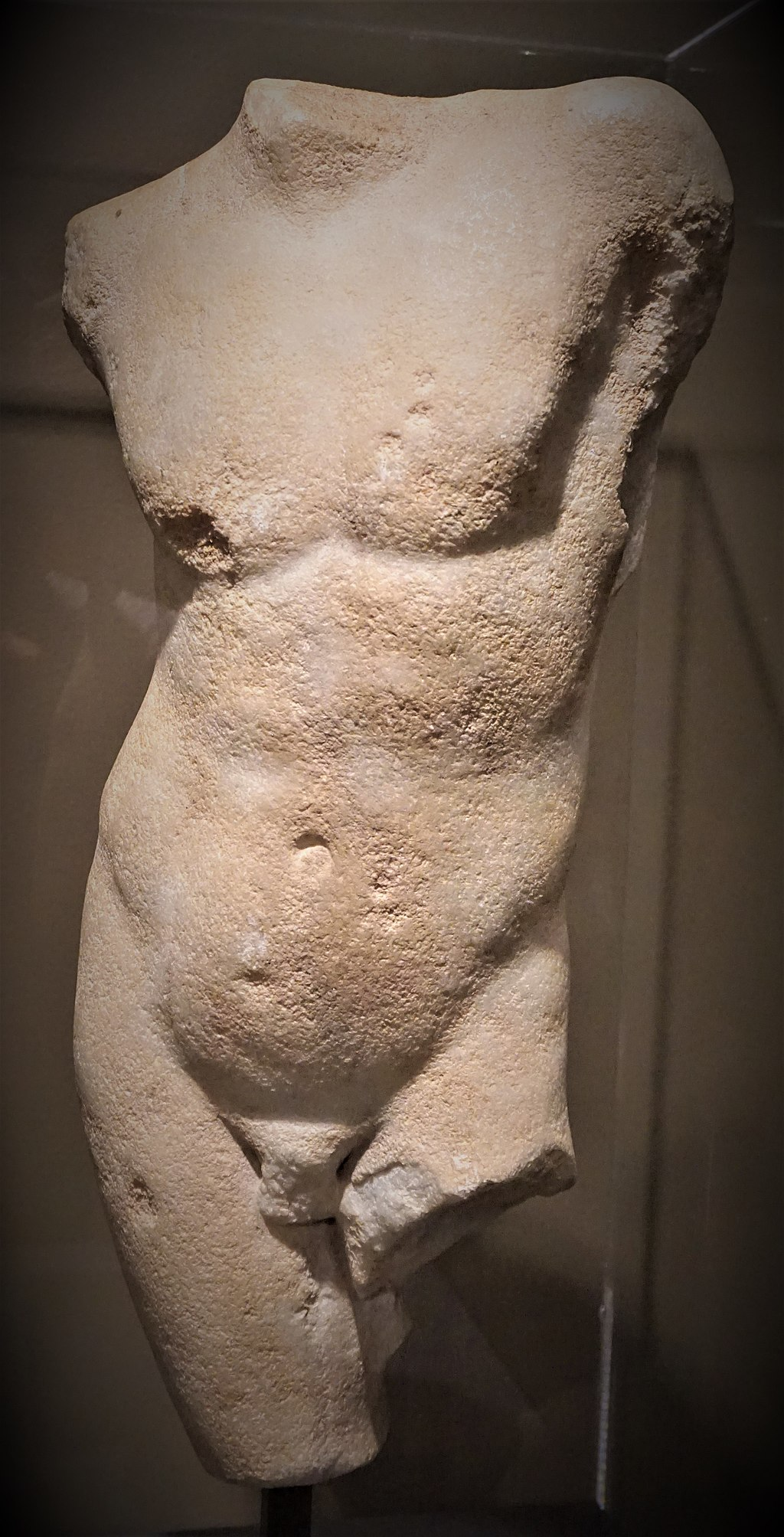 Figure of Apollo - Nicholson Museum