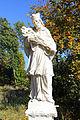Figurenbildstock hl Johannes Nepomuk westlich von Meires 2015-10.jpg