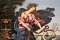 Filippino lippi, allegoria della musica (musa erato), 1500 ca. 02.JPG