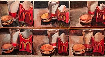 Fast Food Batiment