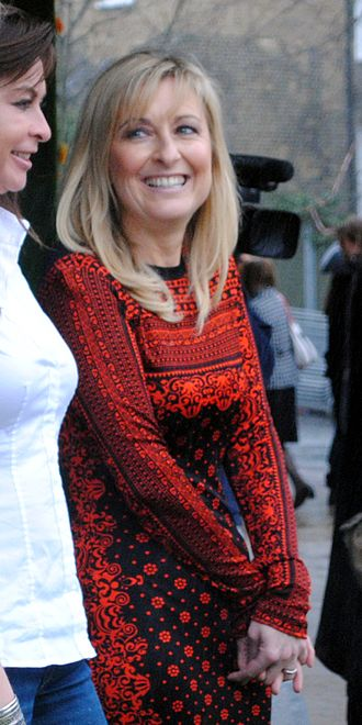 Fiona Phillips - Phillips in 2010