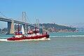 Fireboat Phoenix, San Francisco's fireboat number 1.jpg