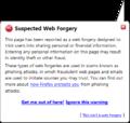 Firefox 2.0.0.1 Phising Alert.png