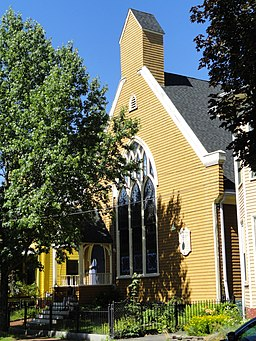 First Reformed Presbyterian Church - Cambridge, MA -DSC00550