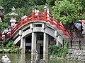 First bridge to Dazaifu Tenmagu shrine.JPG