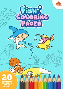 Example Of A Coloring Book For Children