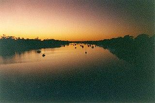 Fitzroy River (Queensland) river in Queensland, Australia