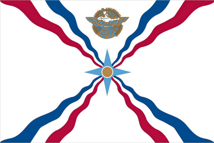 Flag of the Assyrians.png