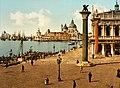 Flickr - …trialsanderrors - Piazzetta San Marco, Venice, Italy, ca. 1895.jpg