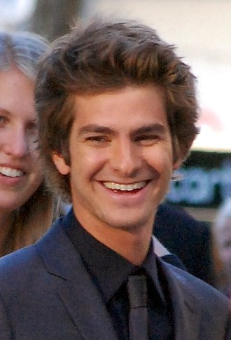 Andrew Garfield - Garfield at The Imaginarium of Doctor Parnassus premiere, September 2009