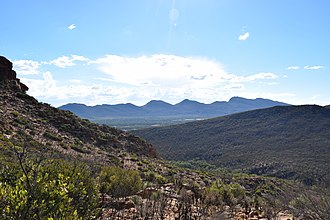 Flinders Ranges - The Flinders Ranges