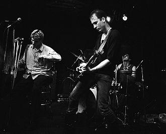 Flipper (band) - Flipper at the 9:30 Club, Washington, DC, 1984