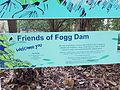 Fogg Dam signs - Friends of Fogg Dam information stand on Anzac Parade (01).jpg
